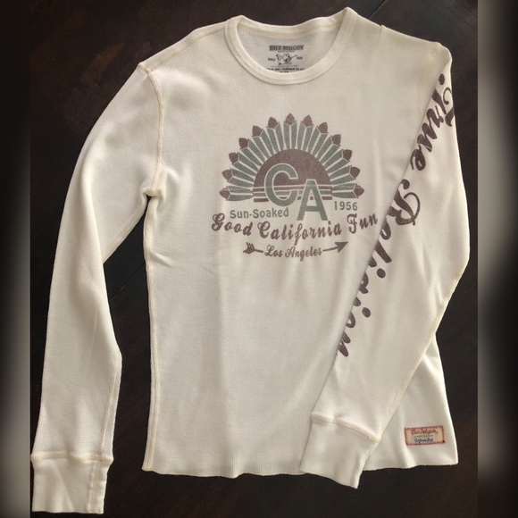 True Religion Other - True Religion Long Sleeve Shirt SZ XL